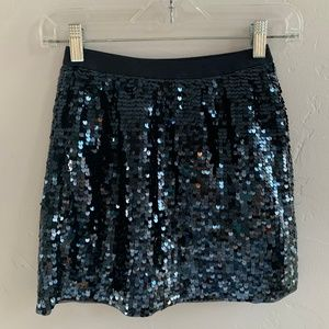 Children's Place Sequin Mini Skirt M 7/8